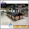 Fruit and vegetable storage shelf for Supermarket