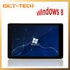 New windows 8 Tablet PC intel CPU,high resolution cheap windows Tablet 8inch