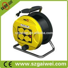 Rubber TSLR6-58020-3D CABLE REEL