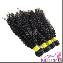 Unprocessed Natural peruvian Loose Curly Hair peruvian hair blonde