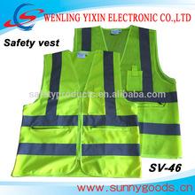 china reflective safety clothing promotion