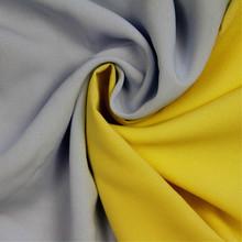 100% printed polyester chiffon drapery fabric