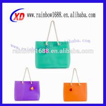 unique design beach bag silicone
