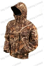Battery heated hunting clothing