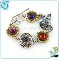 Fábrica diretamente venda projeto novo eco- amigável pulseira católica rosário pulseiras