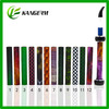 Ego ce4 shisha pen charcoal creative custom stickers electronic charcoal for hookah