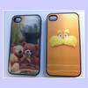 mobile phone 3D cover case for iphone 4,5