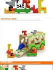 Wooden Box Animal Puzzle Kids Amazing Animal Cage Toy
