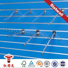 Melanine E1 board mdf board slotted heavy duty metal strip wooden 18mm