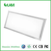 Led Light Price List 300*600 With 25w Led Panel Light