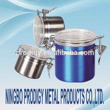 S-alibaba new coming solid perfume jars aluminum