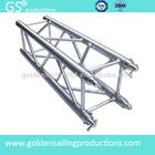 Aluminum square tube connector aluminum truss design