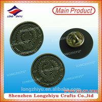 Car chrome key badge emblem / vw car badge emblems