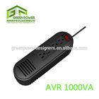 Cheap price 4 ports AC Voltage Regulator AVR 1000va