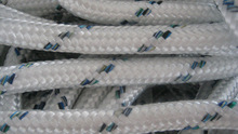 hot selling 12 strand braided rope for ship made in china from factory