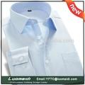 El servicio del oem!!! Top vestido hecho a medida para camisa traje/camisa de vestir/china al por mayor de ropa