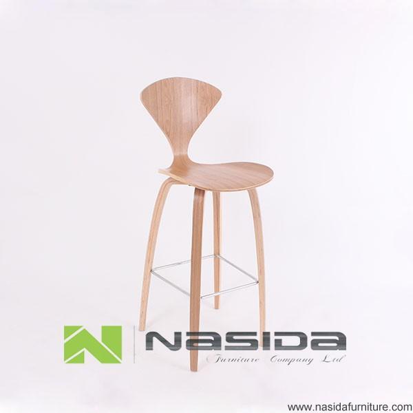 Ch218 replica norman cherner bar stool buy replica norman cherner bar stool bar stool solid - Norman cherner barstool ...