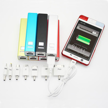 E-LONG E260 2600mah power bank treasure perfume style in china electronics