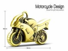 custom design metal motorcycle USB pen drive bulk cheap 1gb-64gb