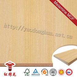 Decoration mdf and wood veneer bedroom furniture
