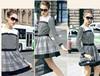 2014 new European new female plover big star autumn and winter dress women dresses leisure dresses women CC-004