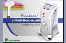 Cheap Medical Equipment Laser 2014,Alexandrite Laser Hair Removal, 808nm razor for hair designs