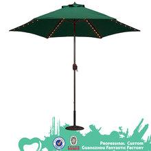 wholesale custom led patio /outdoor /garden umbrella