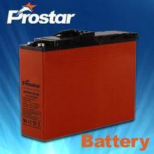 12V 110AH Long Life Front Terminals Gel Sealed Lead Acid Solar Battery For UPS