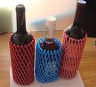 foam mesh bottle packing