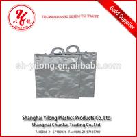 plastic three layer laminated protable bag PE HDPE/LDPE BAG