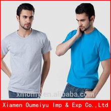 Most popular t shirt women 100% in cotton wholesale