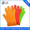 Durable FDA&LFGB NEW Colorful silicone oven glove/silicone bbq gloves/silicone kitchen glove