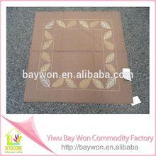 Quality unique jute table cloth