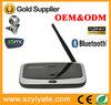 Google Android 4.4 Ram 2GB Rom 8GB Bluetooth Built-in support Camera 200W/500W free arab sex movies tv box