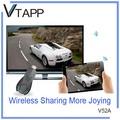 Vtapp ezcast dongle v52a 2014 alta- tecnología producto de venta caliente de doble sim china i9300 s3 teléfono móvil