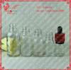 100ml clear glass oiler oil and vinegar cruet bottle liquid with dropper childproof cap tamper proof cap