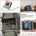 china de fábrica ofrecen medicina cardiovascular suave productos de terapia con láser dispositivo de reloj de pulsera tipo