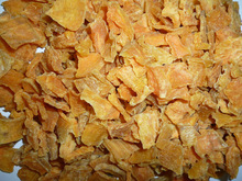 Dehydrated sweet potato flake with good quality