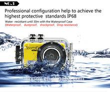 2014 Top selling Digital Waterproof WIFI Camera 1080P H.264 Action Video Camera