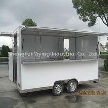 2014 YY-FS420 Shanghai concession trailer