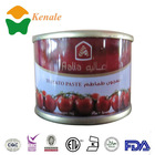 Canned Fresh Tomato Paste 70gX50tins