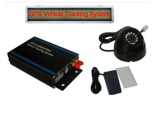 2014 hot sale fleet management fuel sensor gps avl camera tracker