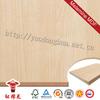 Cheap 2.2mm mdf board with natural red oak veneer manufacturer