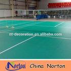 indoor Badminton Pvc Flooring / sports floor NTF-069
