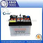truck battery 12 volta dry batteries