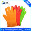 five fingers durable kitchen custom Silicone oven glove/oven mitt for cooking BBQ