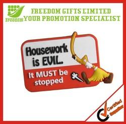 Promotional Cheap Customized Printed Fridge Magnet