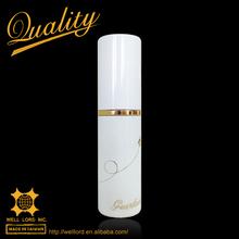 Gold trim Nice fragrance bottle perfume sprayer