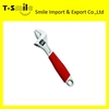 Professional hardware hand tool adjustable wrench