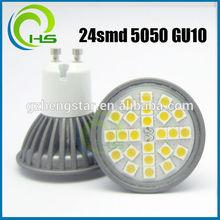 China supplier product24smd 5050 led spotlight alu die casting RA80 CE ROHS 21SMD/24SMD/27SMD 5050/2835/ 5730 SMD spotlights alu